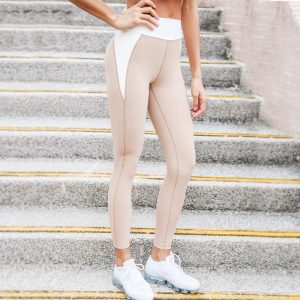 solid color workout leggings wholesale