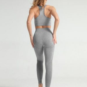 sleeve women seamless leggings