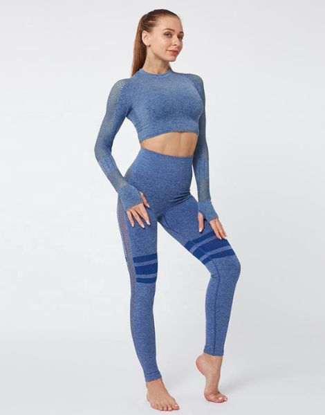 women high waisted seamless leggings