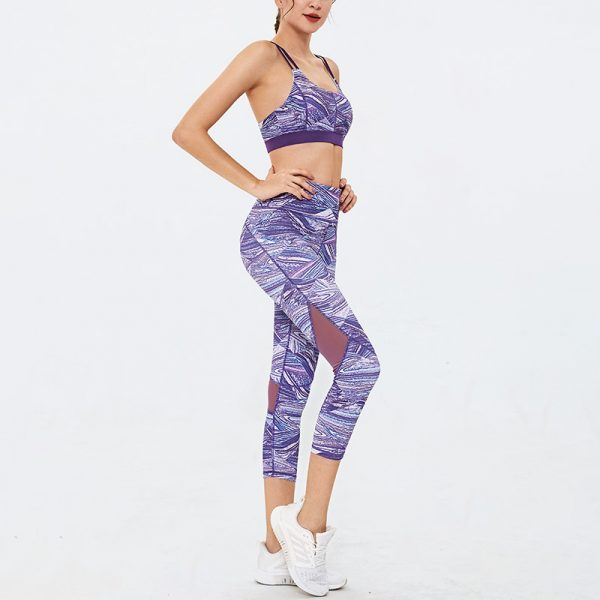 sublimated leggings
