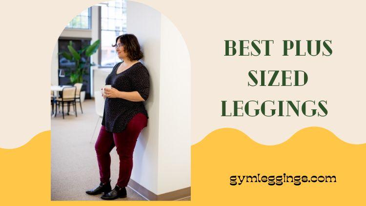 plus size solid color leggings supplier